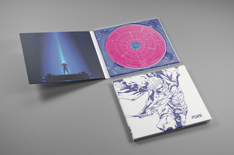 Furi Original Soundtrack CD