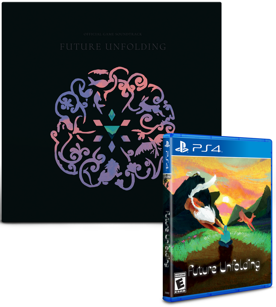 Limited Run #136: Future Unfolding Vinyl Bundle (PS4)
