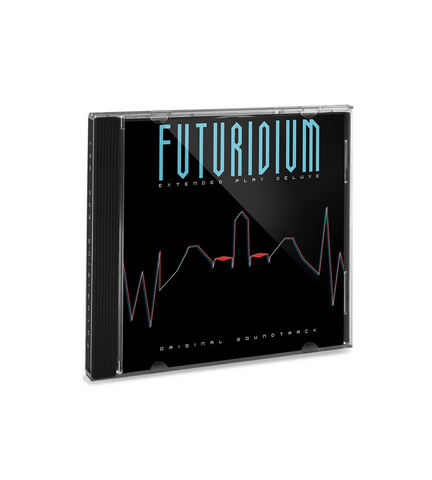Futuridium EP Deluxe Official Soundtrack
