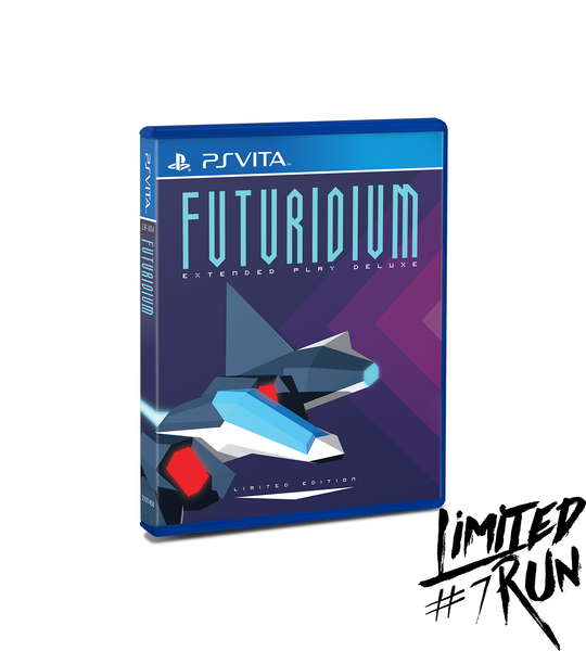 Limited Run #7: Futuridium EP Deluxe (Vita)