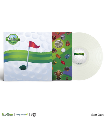 Golf Story Soundtrack Vinyl Exclusive Variant