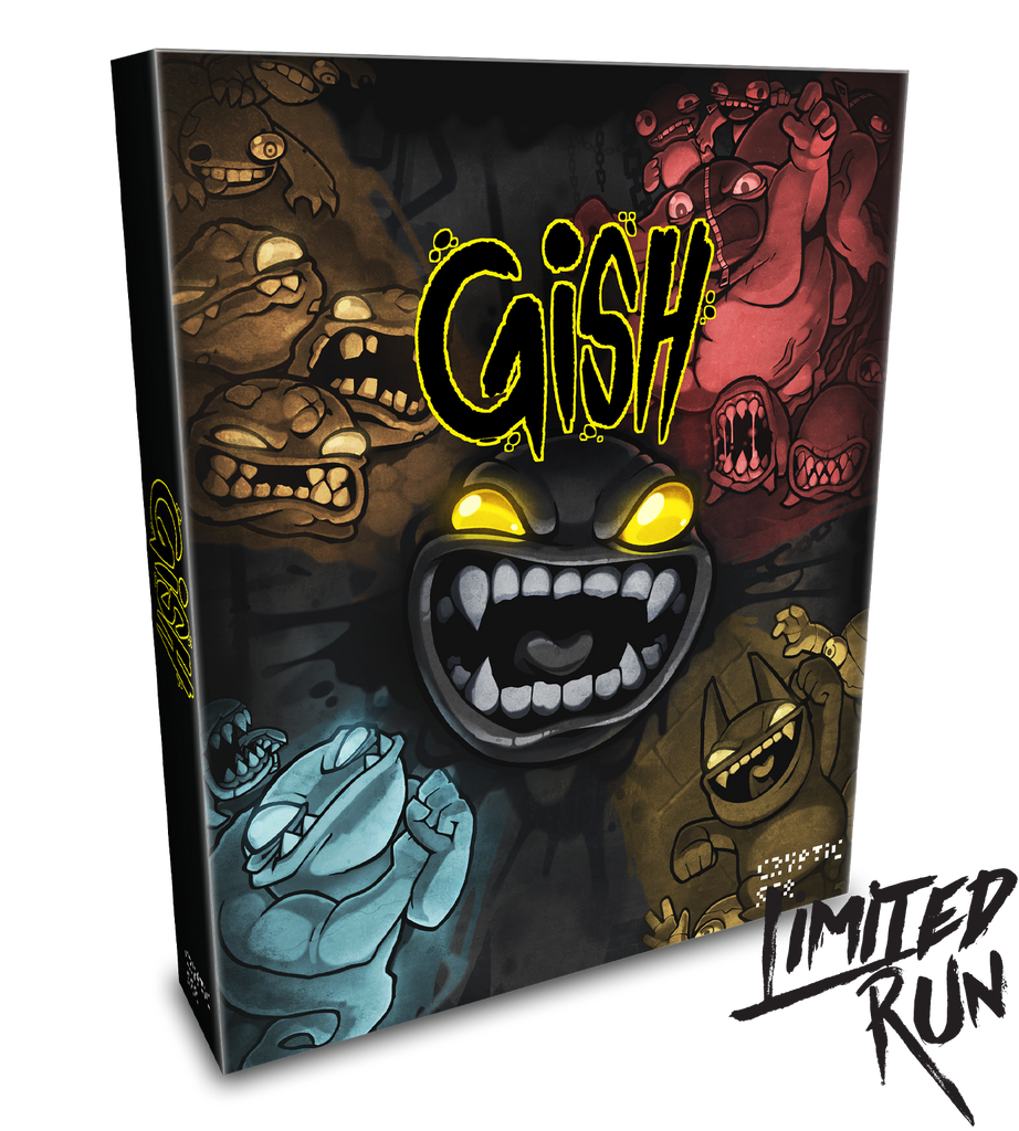 Gish Big Box Edition (PC)