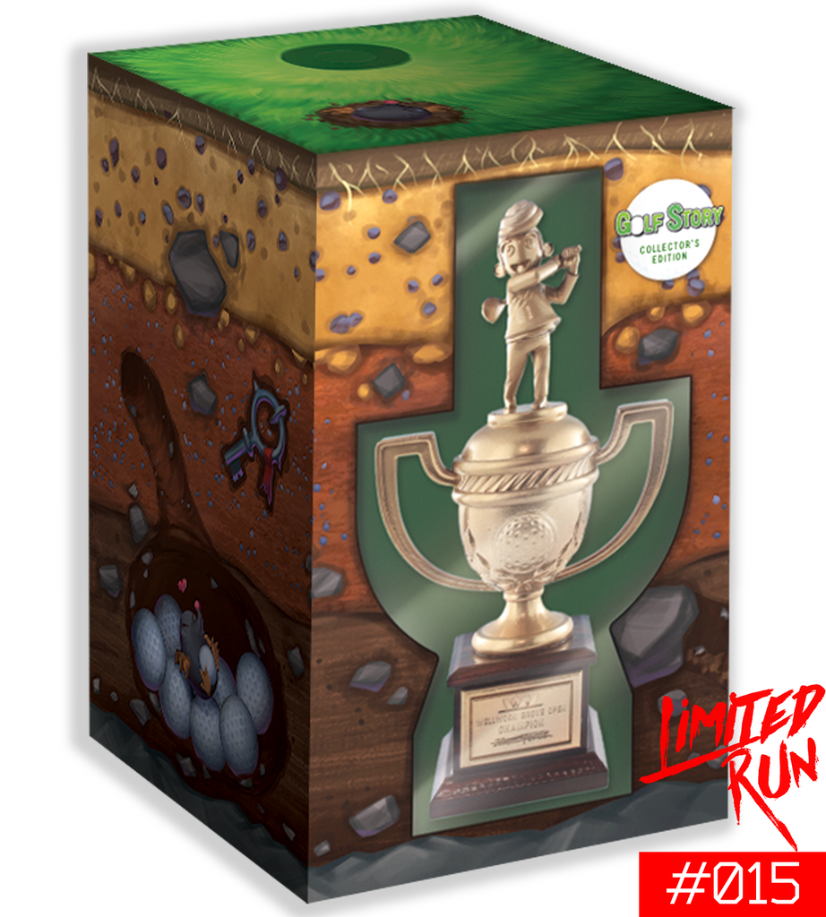 Switch Limited Run #15: Golf Story Winner's Edition [PREORDER]