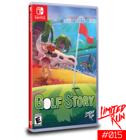 Switch Limited Run #15: Golf Story [PREORDER]