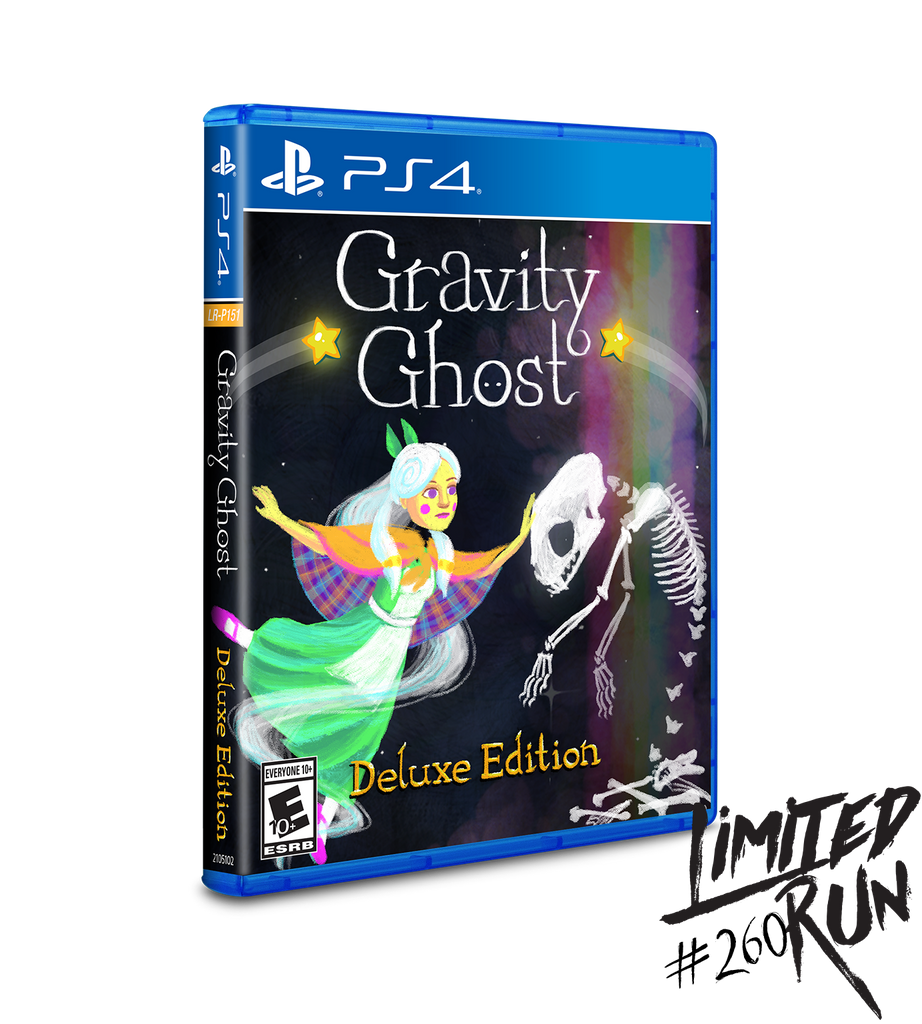Limited Run #260: Gravity Ghost (PS4)