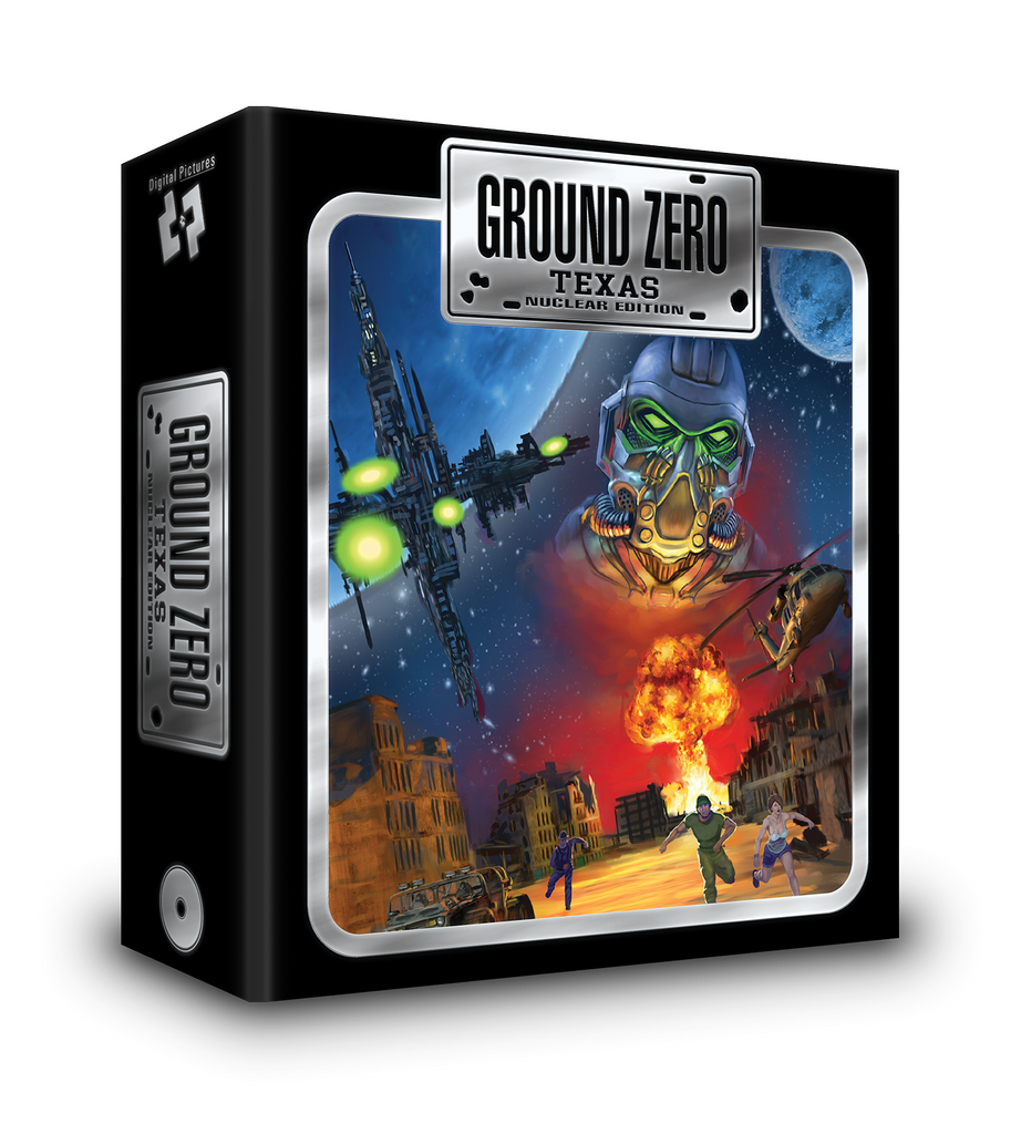 Ground Zero: Texas (SCD) Premium Edition