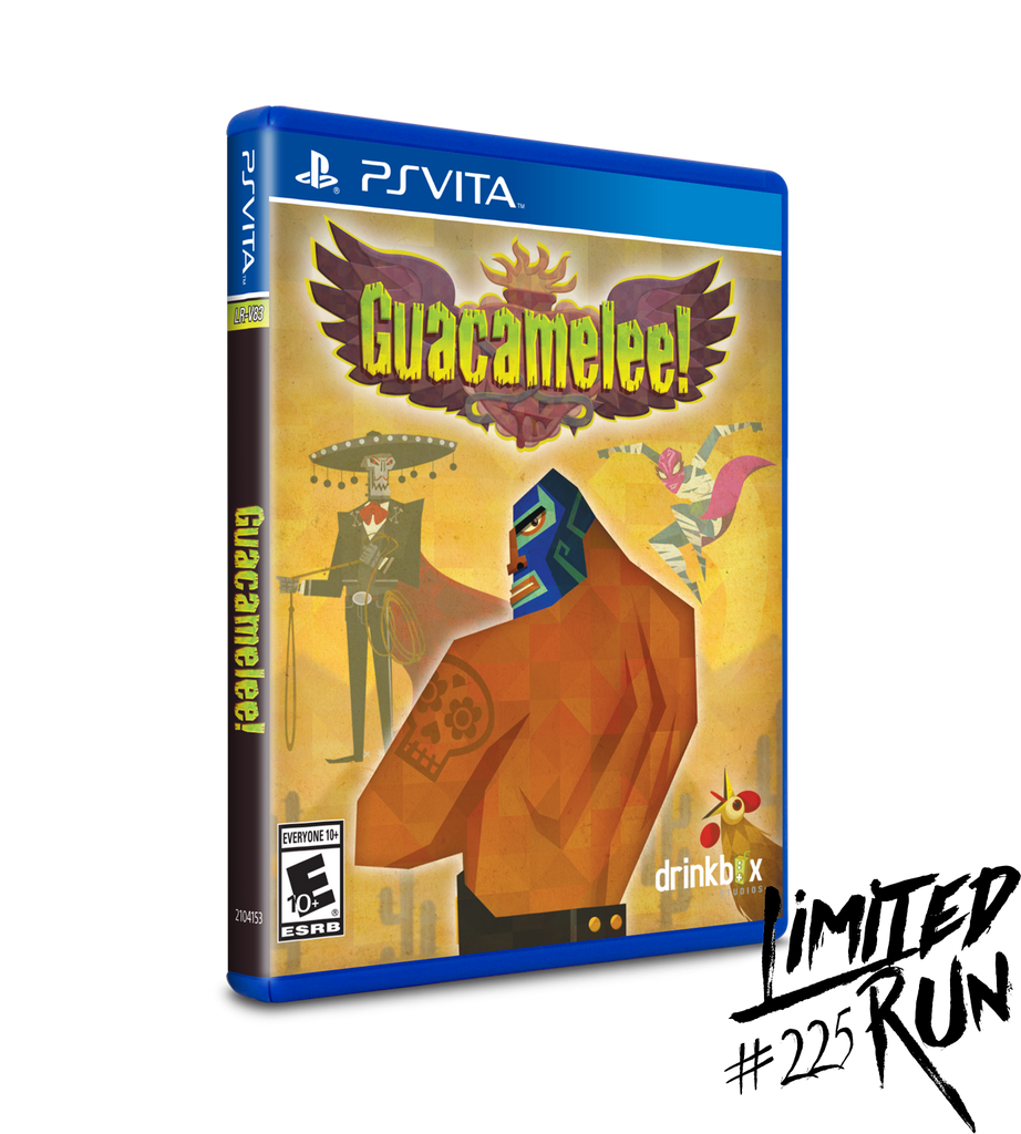Limited Run #225: Guacamelee (Vita)