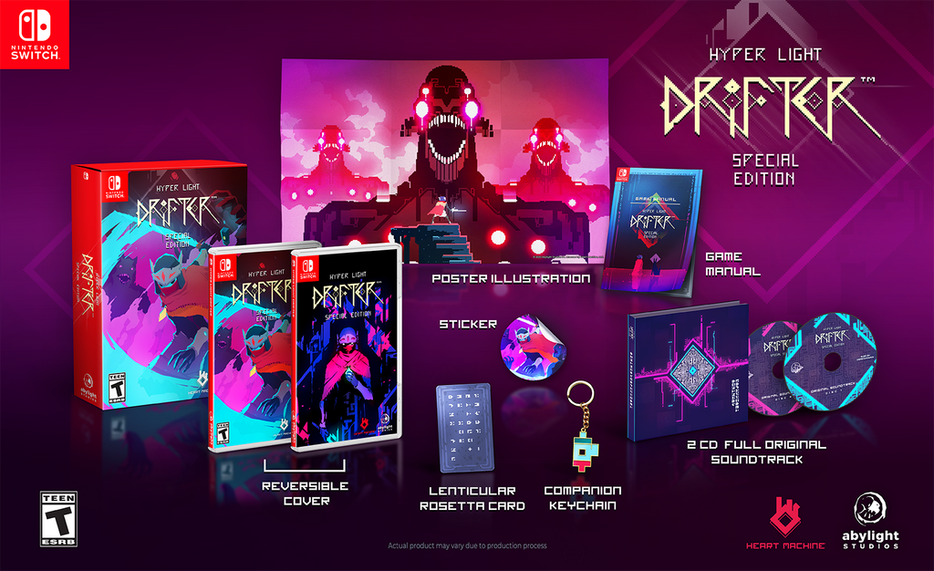 Hyper Light Drifter Special Edition (Switch)