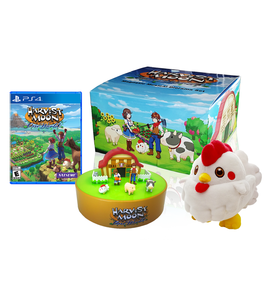 Harvest Moon: One World Collector's Edition (PS4)