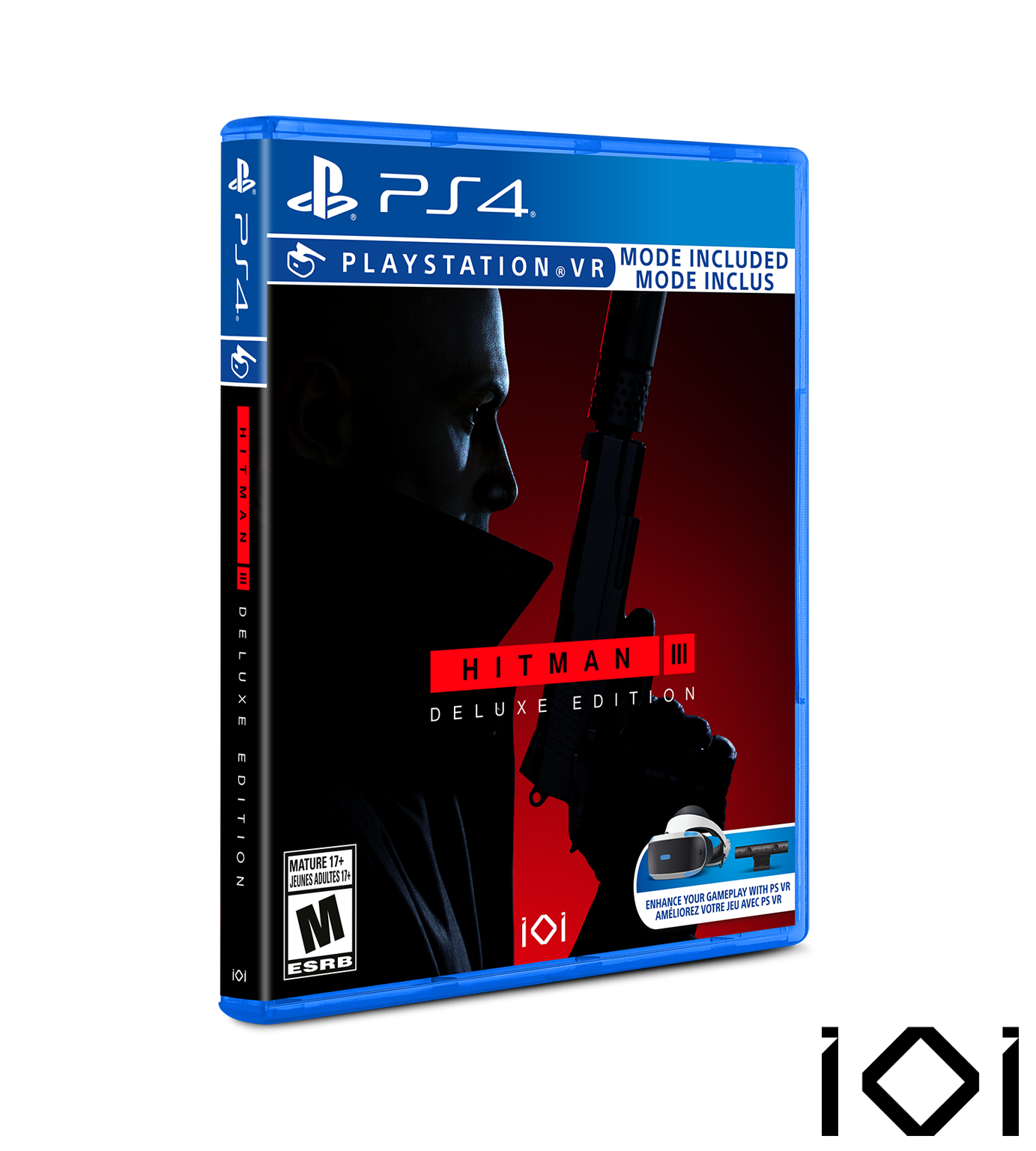 Hitman 3 Deluxe Edition (PS4) - Limited Run Games