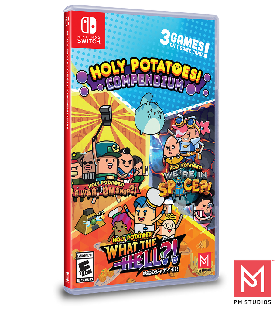 Holy Potatoes! Compendium (Switch)