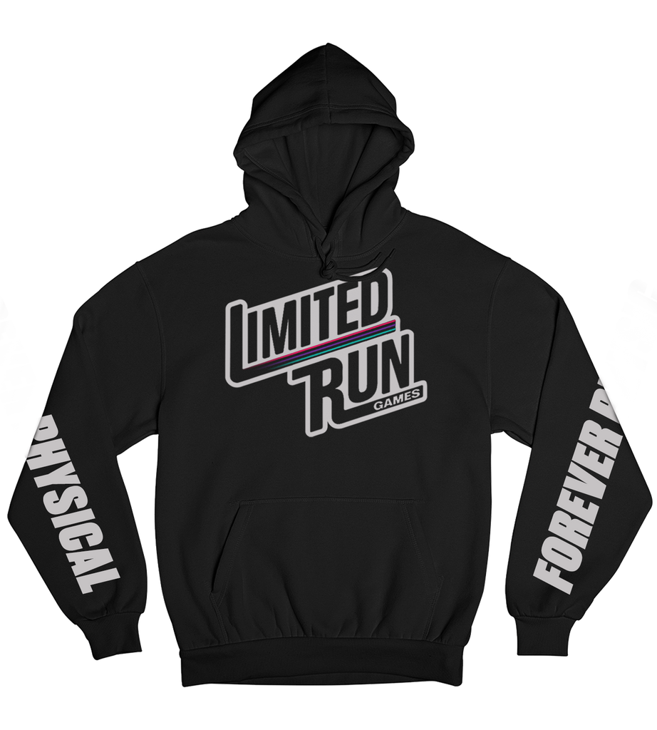 Limited Run Games November 2020 Monthly Hoodie