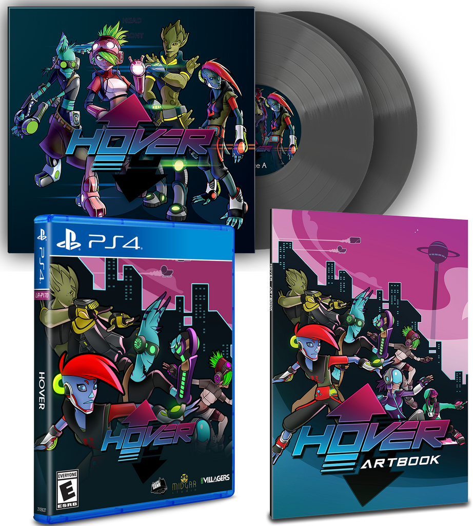 Limited Run #283: Hover Bundle (PS4)