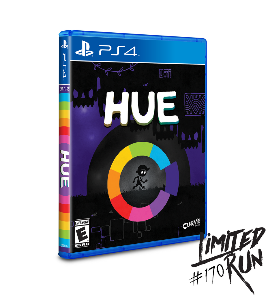 Limited Run #170: Hue (PS4)
