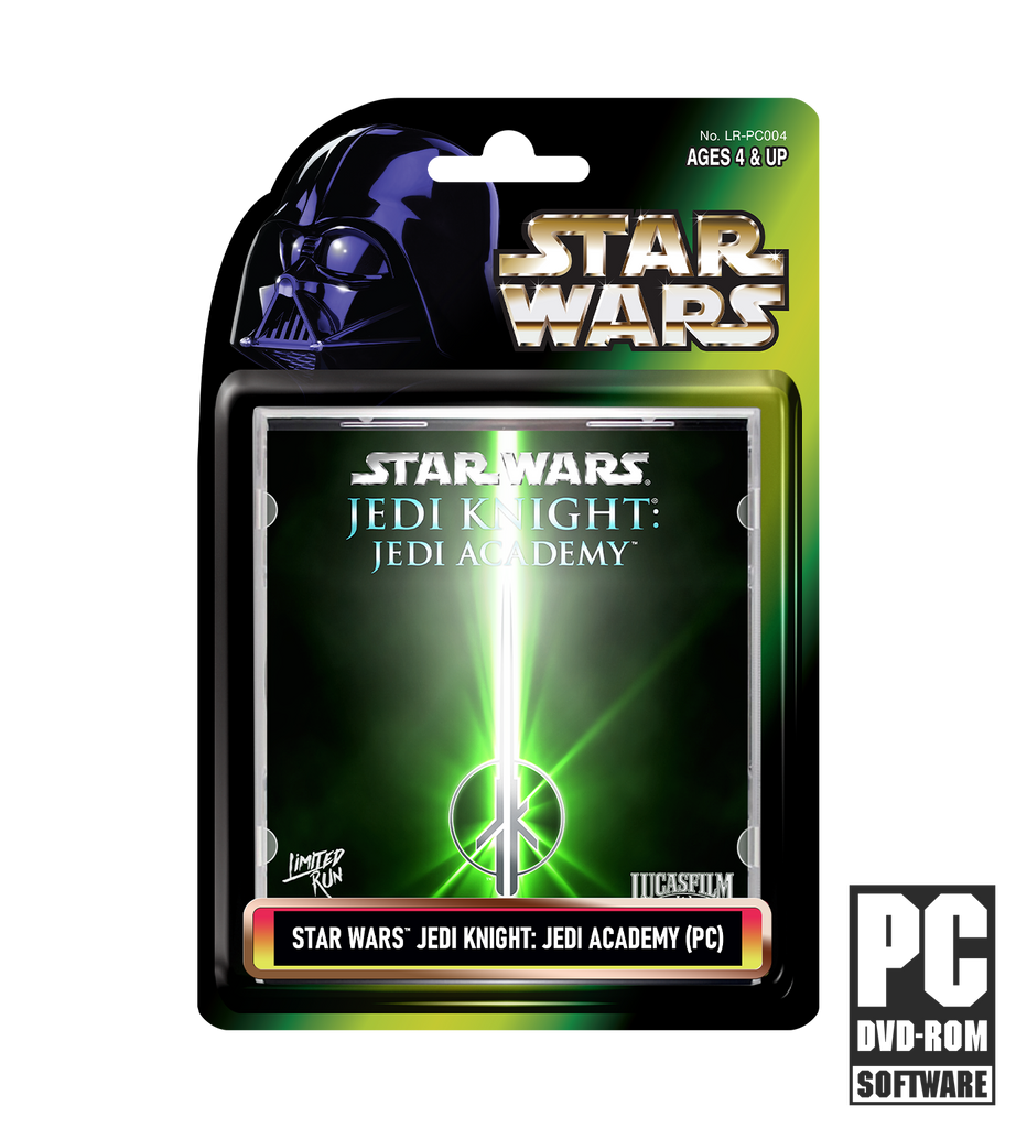 Star Wars Jedi Knight: Jedi Academy Classic Edition (PC)