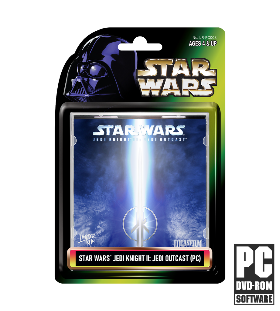 Star Wars Jedi Knight II: Jedi Outcast Classic Edition (PC)