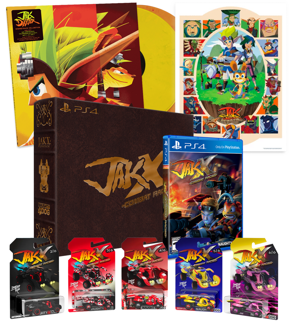 Jak and Daxter Fan Bundle