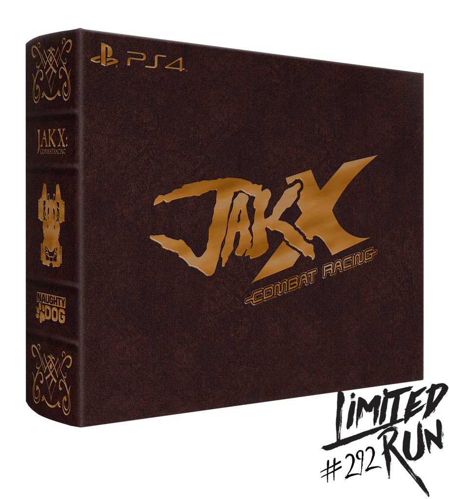 Limited Run #292: Jak X: Combat Racing Collector's Edition (PS4)