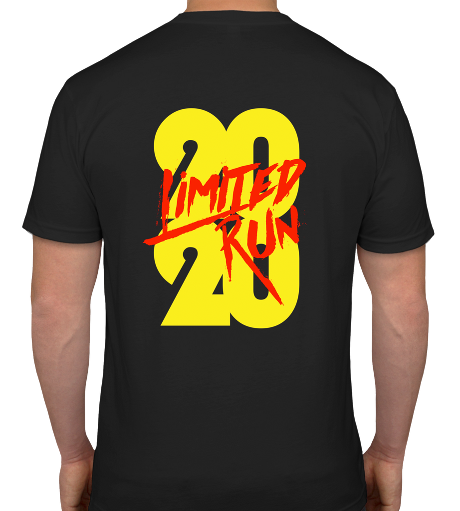 Limited Run Games January 2020 Monthly Shirt
