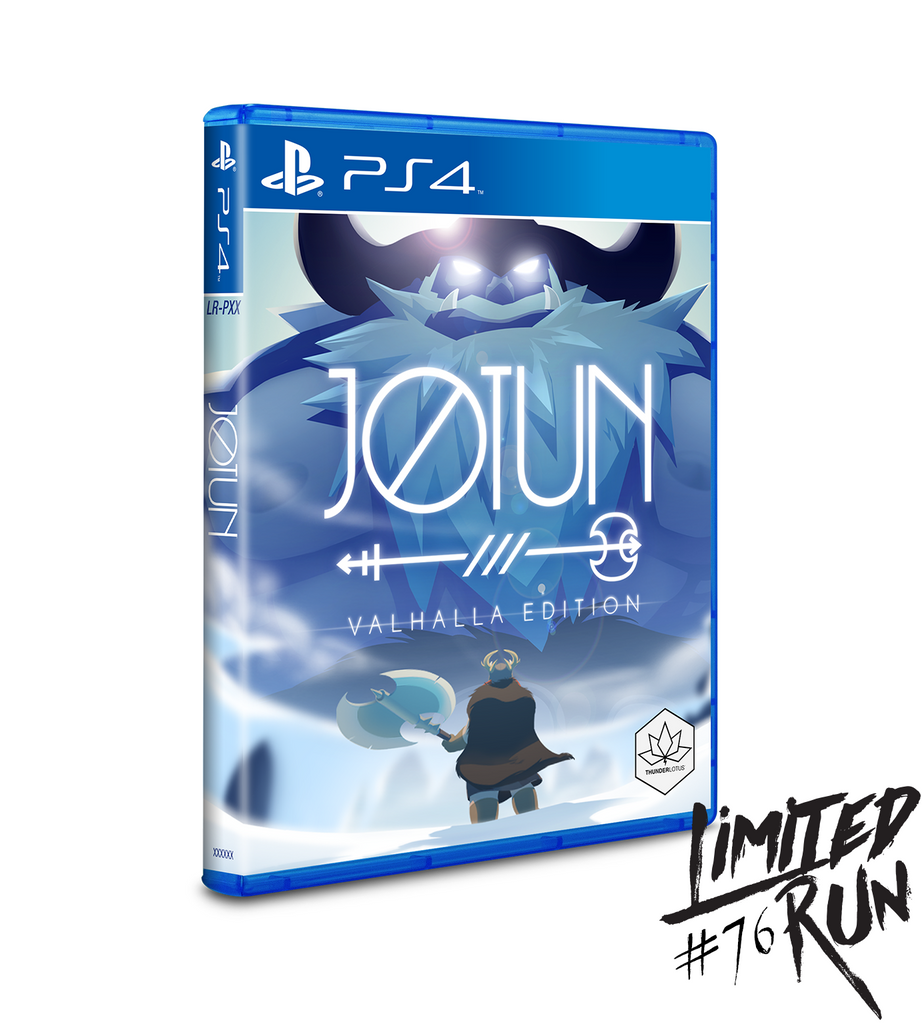 Limited Run #76: Jotun Valhalla Edition (PS4)