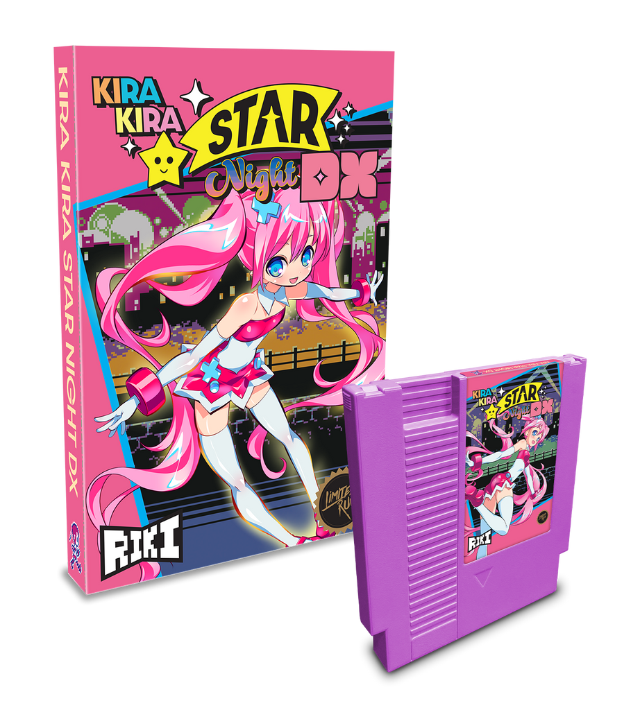 Kira Kira Star Night DX (NES)