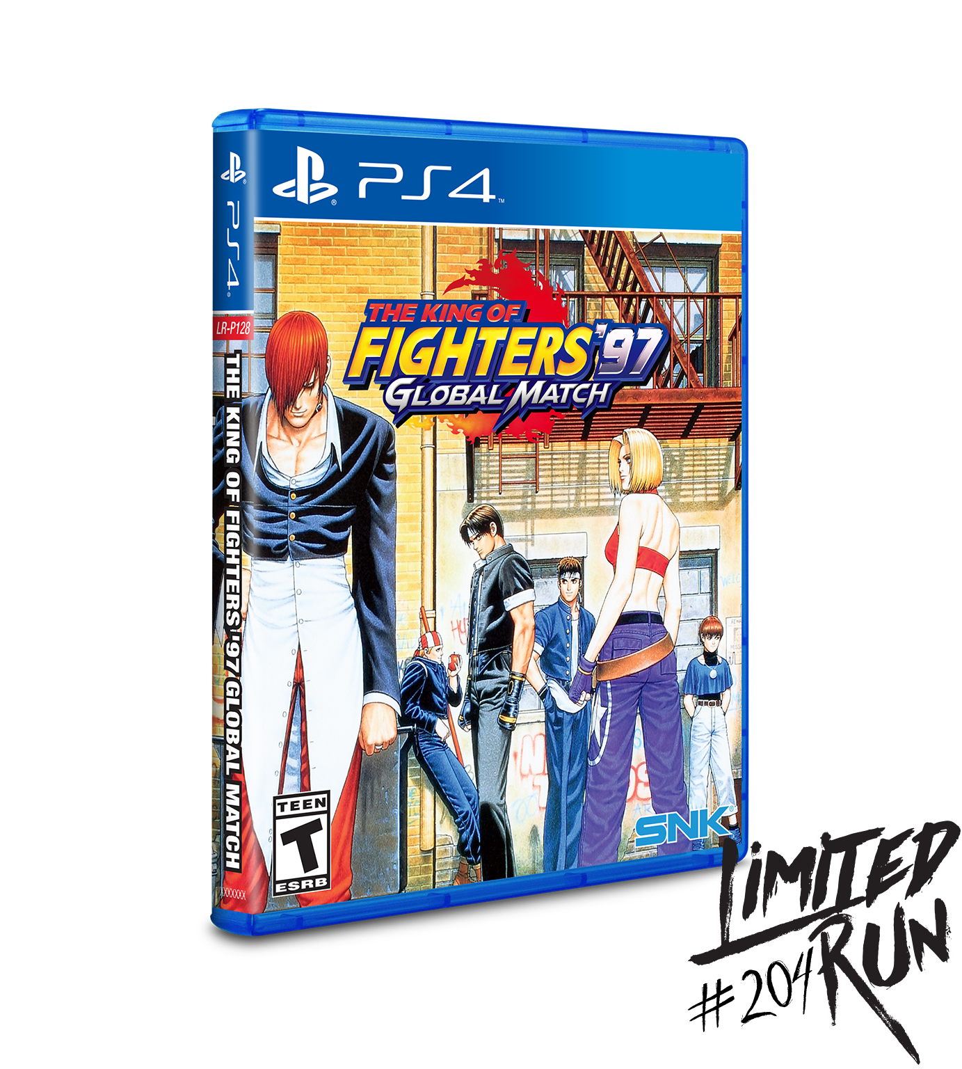 Limited Run 204 King Of Fighters 97 Global Match Ps4 Limited
