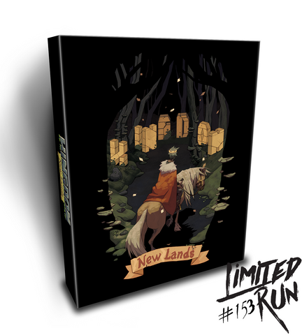 Limited Run #153: Kingdom New Lands Collector's Edition (PS4)