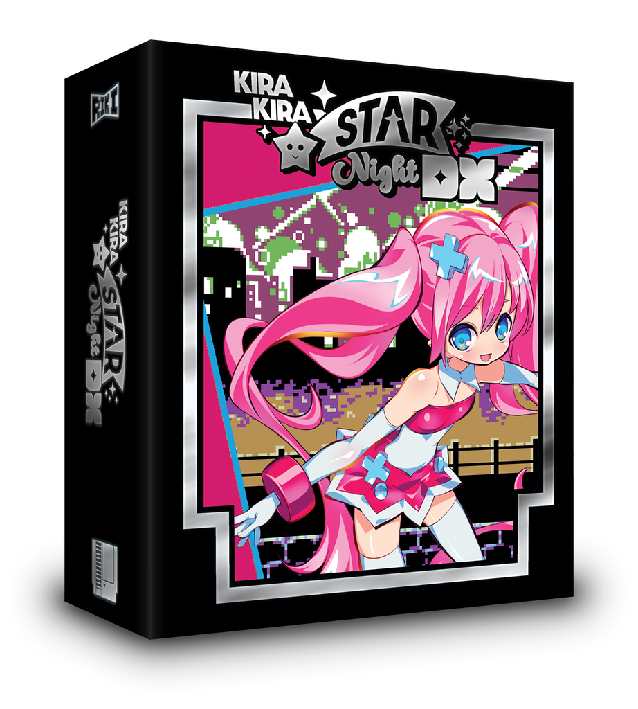 Kira Kira Star Night DX Collector's Edition (NES)