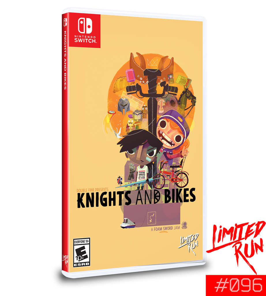 Switch Limited Run #96: Knights and Bikes