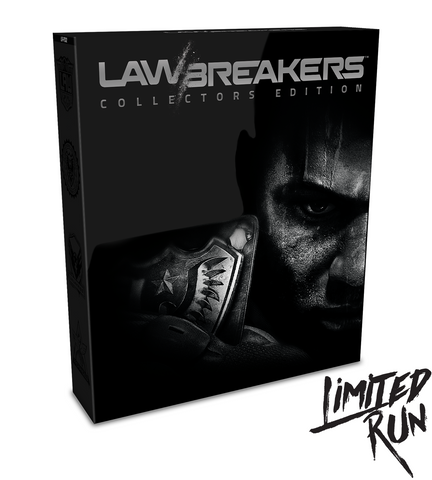 [PREORDER] LawBreakers Collector's Edition (PC)