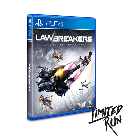 LawBreakers (PS4)