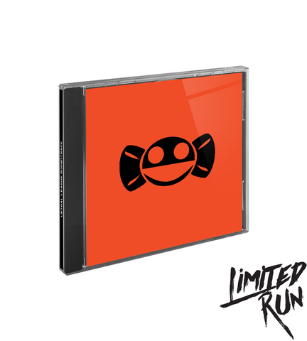 Lethal League Soundtrack CD