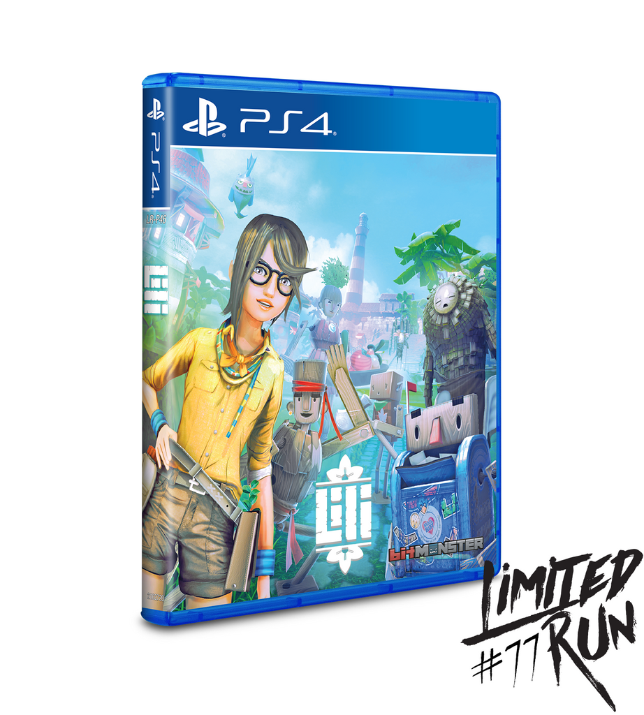 Limited Run #77: Lili (PS4)