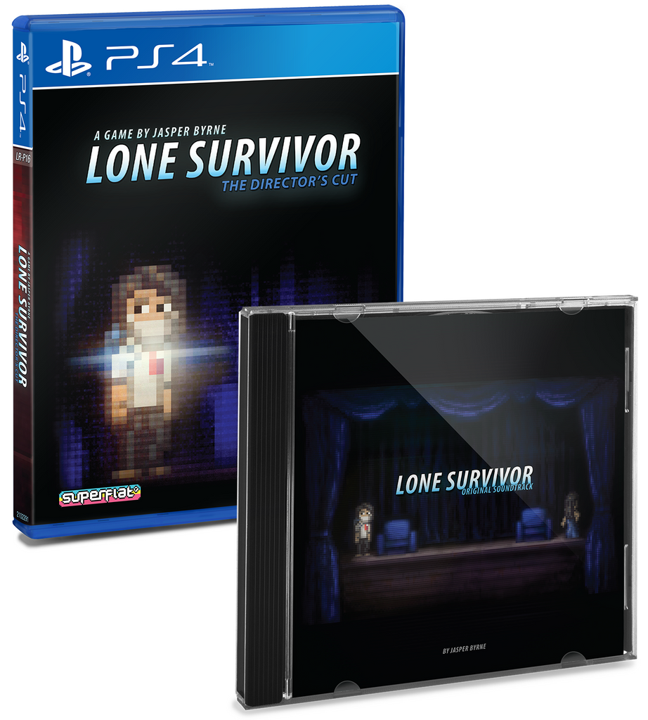 Limited Run #30: Lone Survivor Soundtrack Bundle (PS4)
