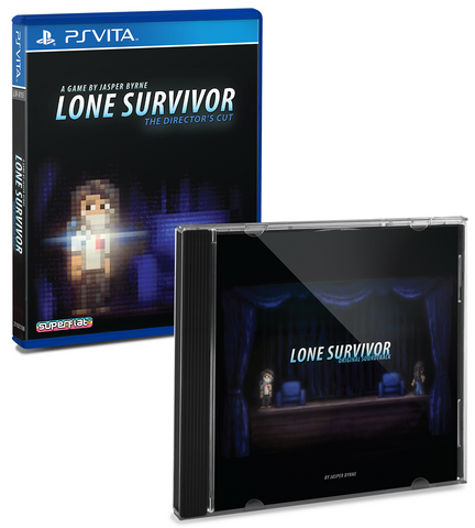Limited Run #31: Lone Survivor Soundtrack Bundle (Vita)