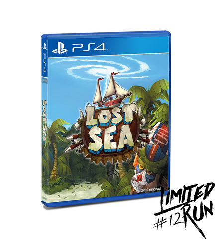 Limited Run #12: Lost Sea (PS4)