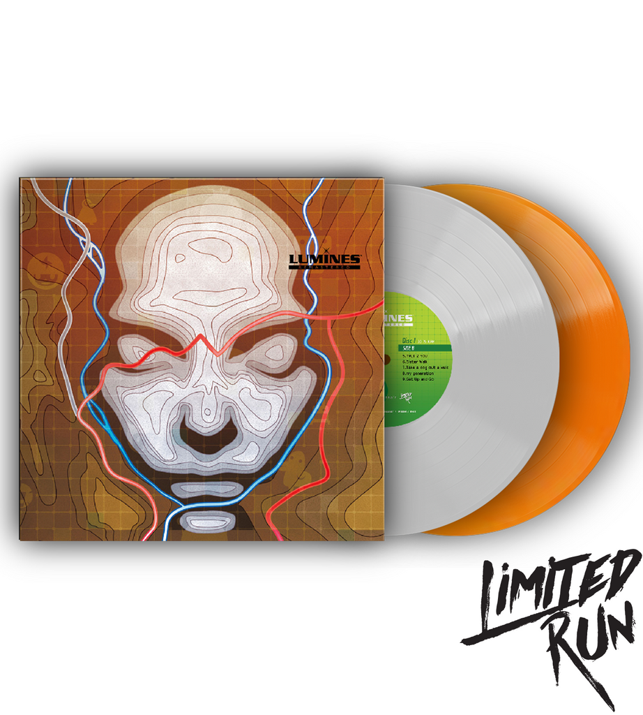 Lumines Remastered Soundtrack Vinyl