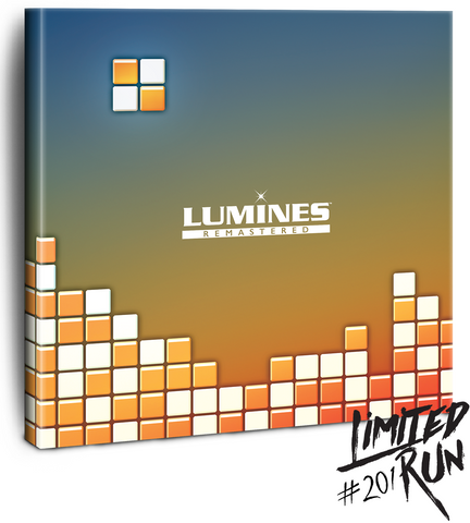 Limited Run #201: Lumines Remastered Deluxe Edition (PS4)