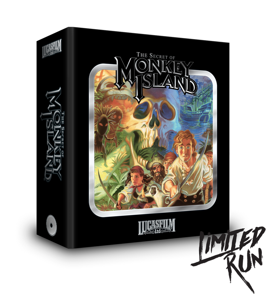 The Secret Of Monkey Island (SCD) Premium Edition