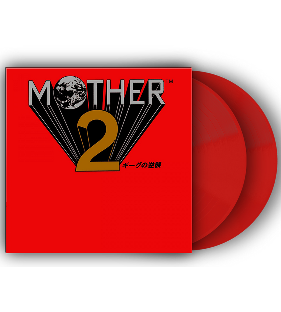 MOTHER 2 (EarthBound) Soundtrack Vinyl