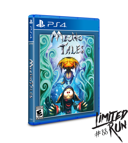 Limited Run #88: Mecho Tales (PS4)
