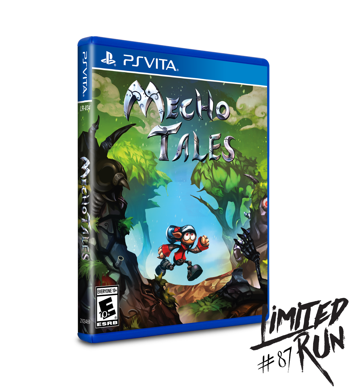 Image result for LIMITED RUN #87: MECHO TALES DEVELOPER EDITION