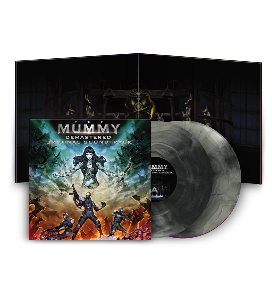 The Mummy Demastered 2LP Soundtrack Vinyl