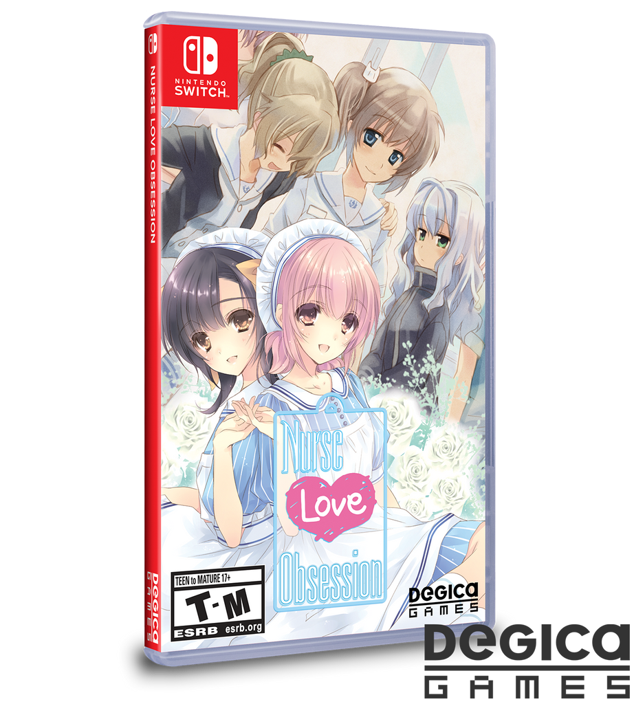Nurse Love Obsession (Switch)