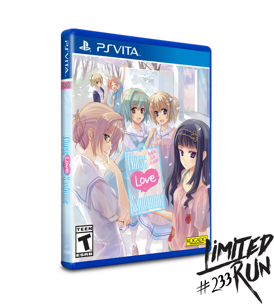 Limited Run #233: Nurse Love Syndrome (Vita)