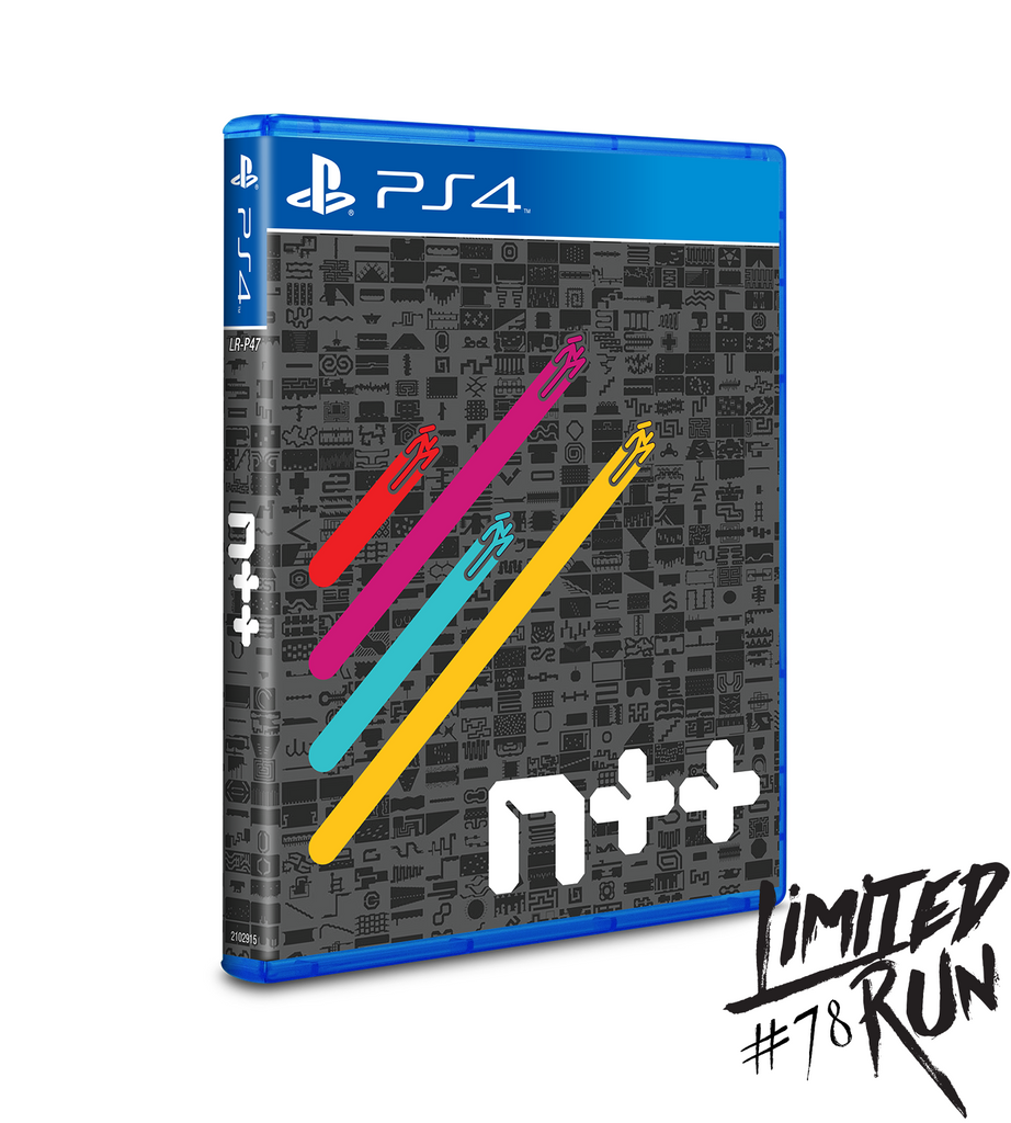Limited Run #78: N++ (PS4)
