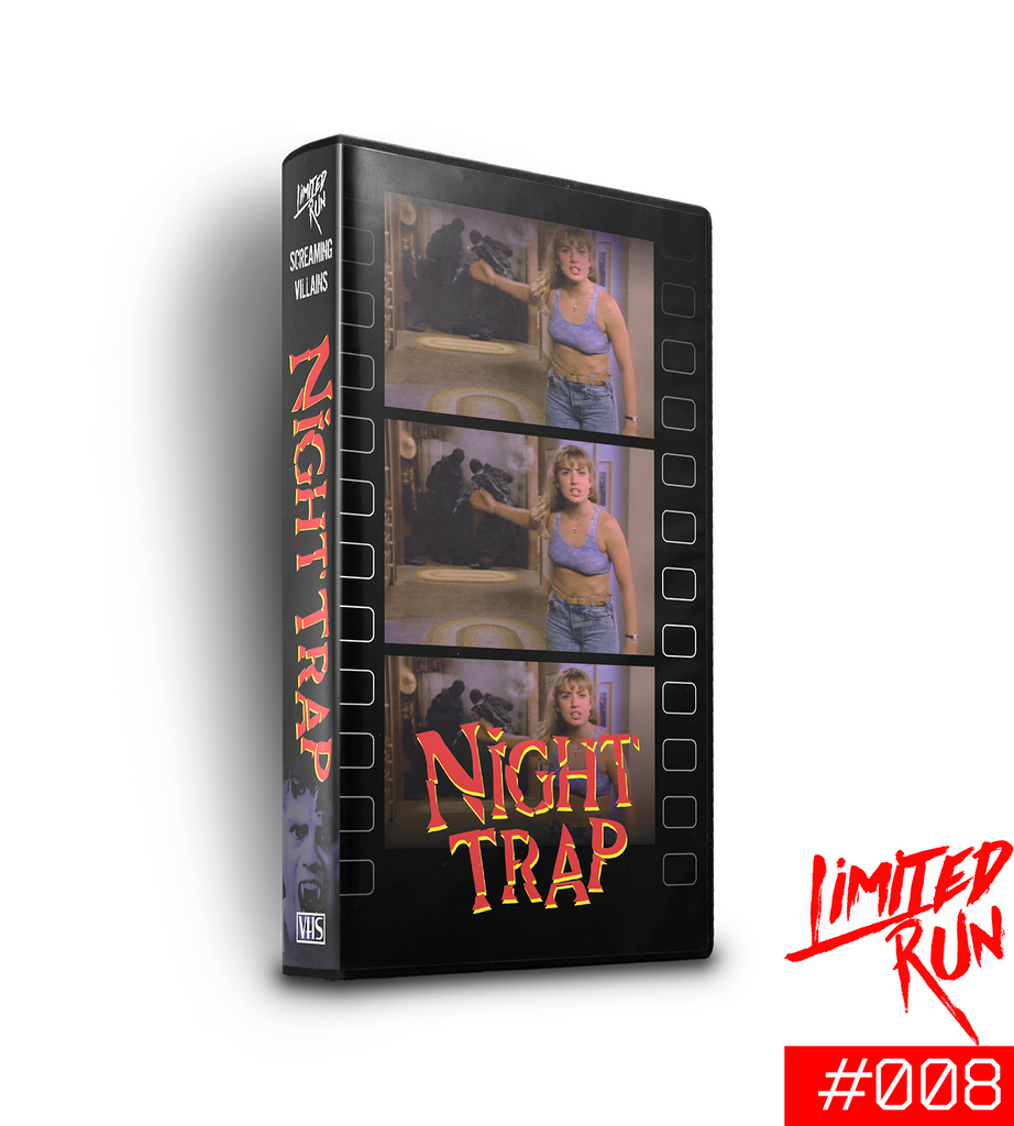 Switch Limited Run #8: Night Trap Classic Edition