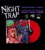 Night Trap Blood Red Variant Vinyl
