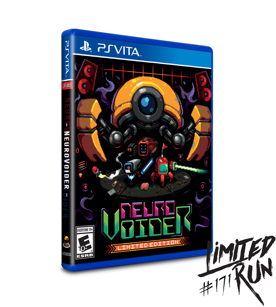 Limited Run #171: NeuroVoider (Vita)