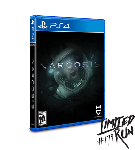 Limited Run #179: Narcosis (PS4)